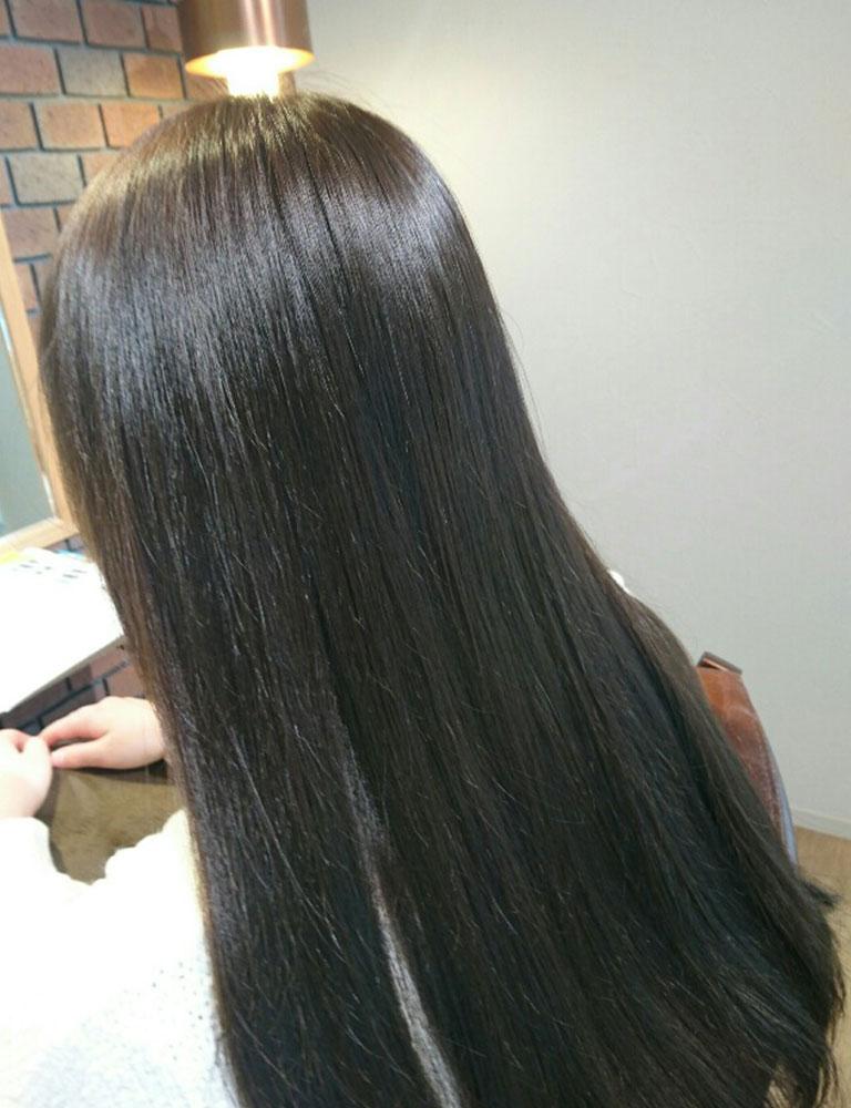 いわき市の美容室 | ユーエン 髪質を改善できる秘密2 イメージ